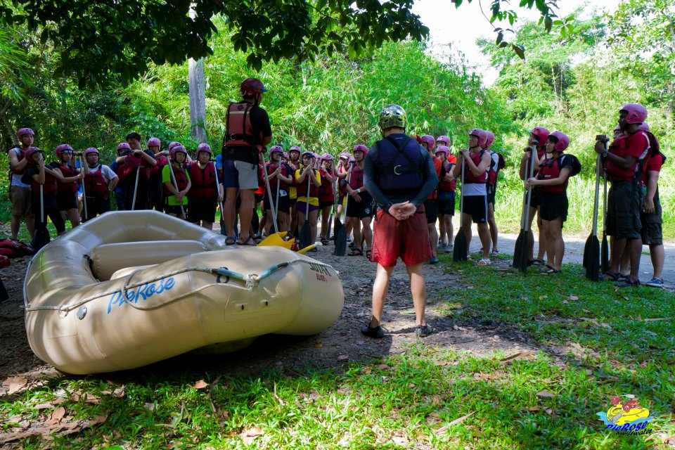 Wild White Water Rafting (WWW) on Safety and Equipment | Gaia Adventures